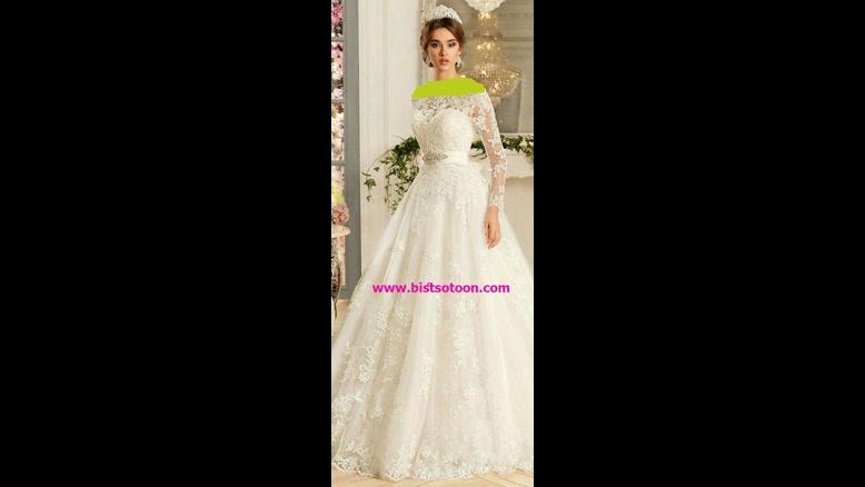 ۲۶ مدل لباس عروس خاص و کم نظیر که تا به حال ندیدهاید: