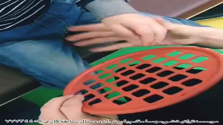 کاردرمانی کودکان سی پی شرق تهران مهسا مقدم