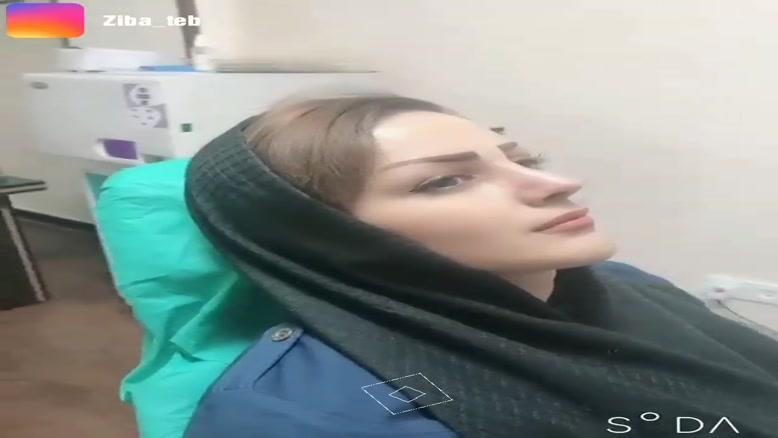 عمل زیبایی بینی در مشهد (09380000893 )  چگونه چسب بینی استفاده کنیم
