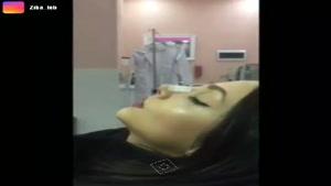 چسب زدن به بینی بعد از جراحی بینی در مشهد ۰۹۳۸۰۰۰۰۸۹۳