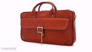کیف اداری زنانه و مردانه چرم طبیعی فاخر