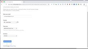 #۳ چگونه اکانت گوگل ادوردز بسازیم؟