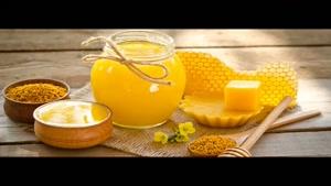 عسل صددرصد طبيعي