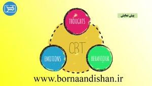 کارگاه درمان شناختی رفتاری CBT دکتر حمیدپور