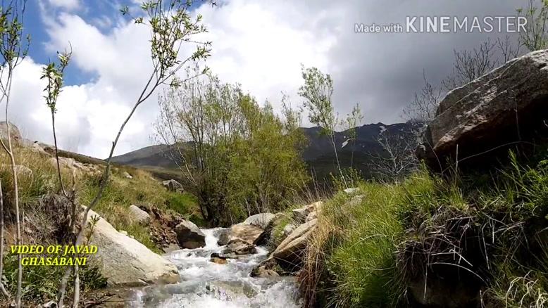تایم لپس دره زیبای حیدره غازی خان