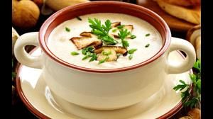 طرز تهیه سوپ جو سفید