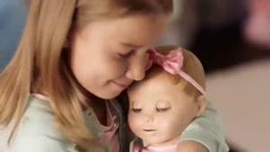 عروسک نوزاد لاوابلا