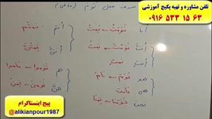 سریعترین روش آموزش زبان عربی ـ استاد ۱۰ زبانه ( علی کیانپور)
