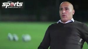 منصوریان: بیشترین بازیکنی که اذیتم کرد فرشید اسماعیلی بود