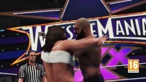 تریلر  بازی  WWE 2K19