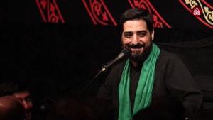 حاج سید مجید بنی فاطمه روضه خوانی شب دوم صفر ۹۸