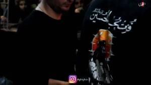 مداحی حاج عبدالرضا هلالی هیئت الرضا علیه السلام محرم ۹۸