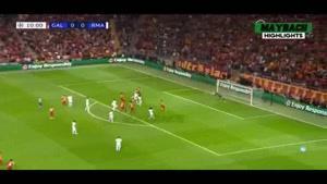 خلاصه بازی رئال مادرید  و گالاتاسرای- لیگ قهرمانان اروپا
