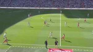 خلاصه بازی  رئال مادرید و  گرانادا - لالیگا اسپانیا