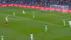 خلاصه بازی رئال مادرید و لگانس - لالیگا اسپانیا