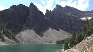 دریاچه زیبای لوئیز در کانادا