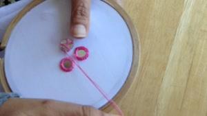 آموزش آینه کاری دایره