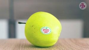 معنای برچسب روی میوه ها چیست