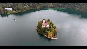دریاچه BLED و طبیعت زیبای اسلوونی