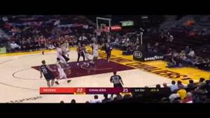 خلاصه بسکتبال NBA  رونز vs کاوالیرز