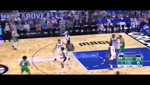 خلاصه بسکتبال NBA اورلاندو مجیک vs بوستون سلتیک