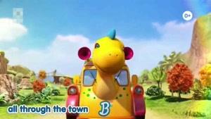 انیمیشن آموزش زبان انگلیسی Badanamu قسمت سی و پنج