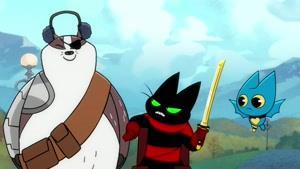 انیمیشن میو میو فصل 1 قسمت بیست