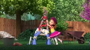 انیمیشن فنسی نانسی فصل یک قسمت  7 و 8