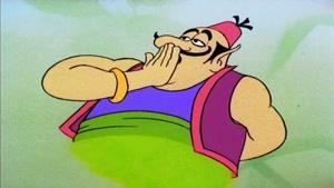 انیمیشن اسمورف ها فصل ۱ قسمت نه