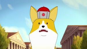 انیمیشن قطار بی نهایت فصل 1 قسمت سه