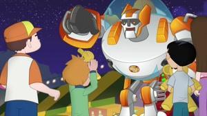 انیمیشن سریالی ترانسفورماتور نجات ربات ها فصل 4 قسمت بیست و یک