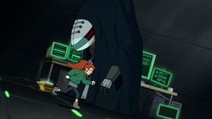 انیمیشن قطار بی نهایت فصل 1 قسمت ده