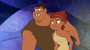 انیمیشن کرودز فصل ۱ قسمت هشت
