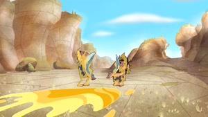انیمیشن کرودز فصل ۱ قسمت یک