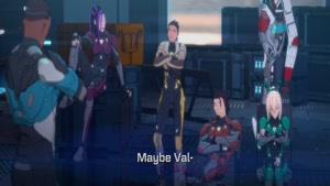 انیمیشن ژنرال: لاک فصل ۱ قسمت سه