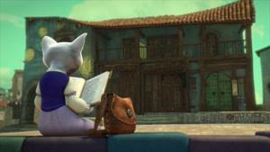 انیمیشن گربه چکمه پوش فصل 6 قسمت هفت