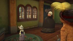 انیمیشن گربه چکمه پوش فصل 6 قسمت یازده