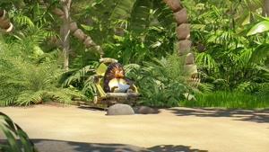 انیمیشن گروه جنگل فصل ۱ قسمت هشت