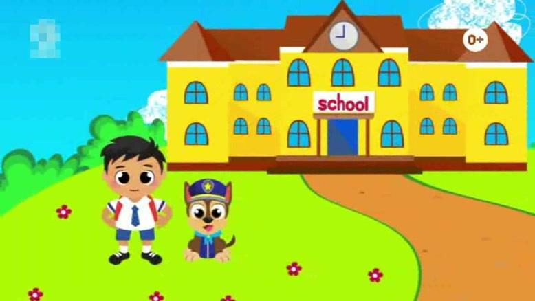 انیمیشن آموزش زبان انگلیسی Little Angel قسمت هشتاد و پنج