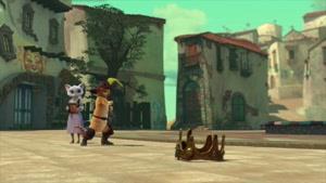 انیمیشن گربه چکمه پوش فصل 4 قسمت شش