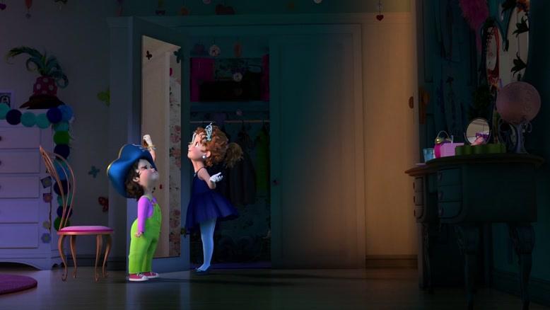 انیمیشن فنسی نانسی فصل یک قسمت  ۲۳ و ۲۴