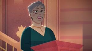 انیمیشن کارمن سندیگو 2018  فصل 1 قسمت هشت
