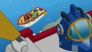 انیمیشن سریالی ترانسفورماتور نجات ربات ها فصل 4 قسمت ده