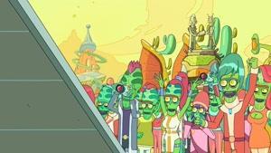 انیمیشن ریک و مورتی فصل ۲ قسمت شش