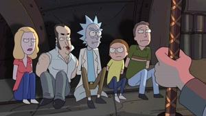 انیمیشن ریک و مورتی فصل ۲ قسمت چهار