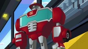 انیمیشن سریالی ترانسفورماتور نجات ربات ها فصل 4 قسمت بیست و سه