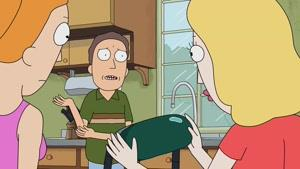 انیمیشن ریک و مورتی فصل ۱ قسمت هشت