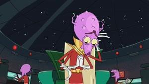 انیمیشن ریک و مورتی فصل ۱ قسمت چهار