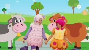 انیمیشن آموزش زبان انگلیسی Sing With Me قسمت سی و یک