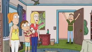 انیمیشن ریک و مورتی فصل ۱ قسمت هفت